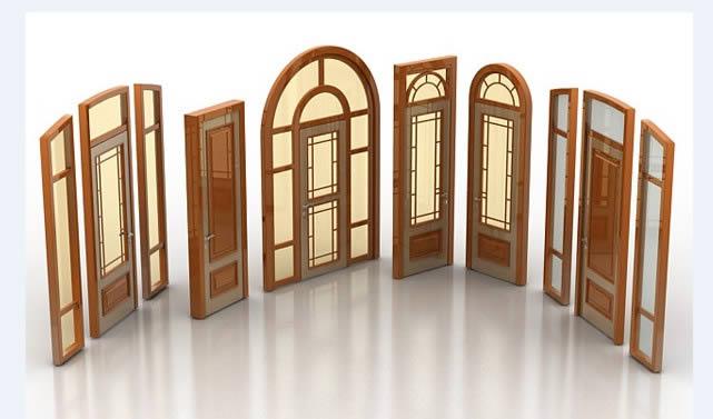 imagen Puertas, en Puertas 3d - Aberturas