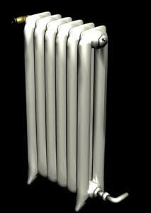 imagen Radiador 3d, en Calefacción - Climatización