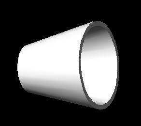 imagen Reduccion concentrica diametro 4x2, en Válvulas tubos y piezas - Máquinas instalaciones