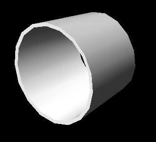 imagen Reduccion concentrica diametro 8x6 material acero al carbono;, en Válvulas tubos y piezas - Máquinas instalaciones