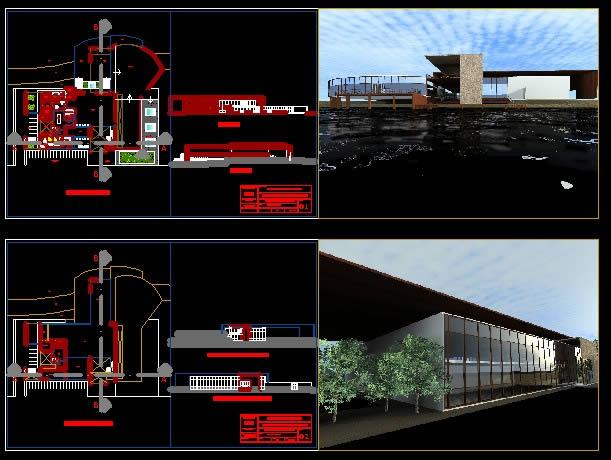 imagen Restaurant 5 tenedores, en Casinos hoteles y restaurantes - Proyectos