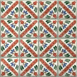 imagen Revestimiento ceramico decorado, en Pisos cerámicos - Texturas