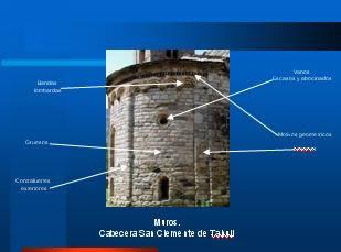 imagen Romanico, en Monografías - Historia