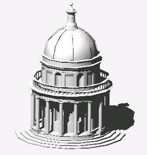 imagen San pedro en montorio, en Iglesias y templos - Historia