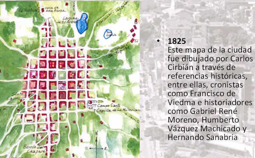 imagen Santa cruz proceso, en Bolivia - Diseño urbano