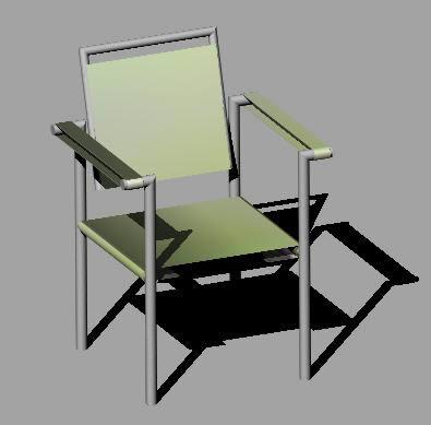 Planos de silla 3d en sillas 3d muebles equipamiento en for Sillas para planos