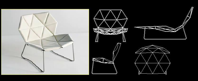 Planos de casas planos de construccion for Planos silla ergonomica pdf