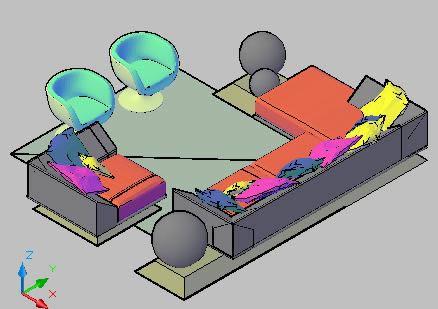 Planos de sillon 3d en sillones 3d muebles equipamiento for Planos de sillones