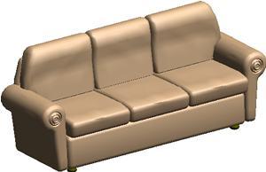 Planos de sillon en sillones 3d muebles equipamiento en for Planos de sillones