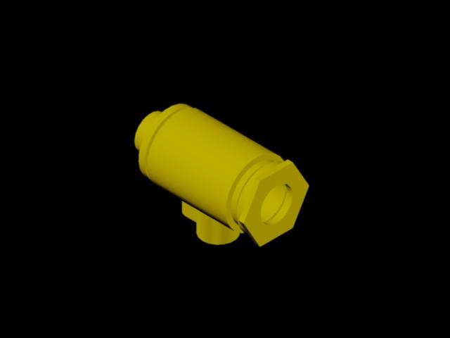 imagen Solenoide actuador eléctrico, en Válvulas tubos y piezas - Máquinas instalaciones