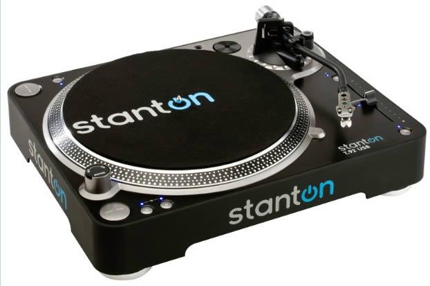 imagen Stanton dj longplay, en Instrumentos musicales - Muebles equipamiento