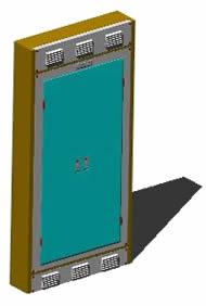 imagen Tablero electrico, en Electricidad - Instalaciones