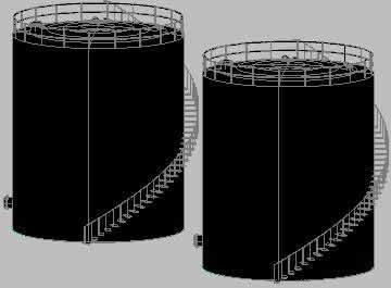 imagen Tanque, en Tanques - Máquinas instalaciones
