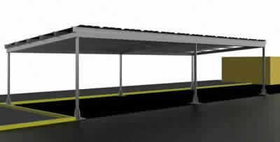 imagen Tejaban - parador, en Transferencia peatón - vehículo paradores - Equipamiento urbano