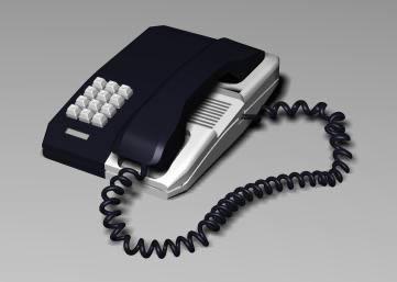 imagen Telefono 3d, en Oficinas y laboratorios - Muebles equipamiento