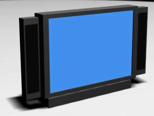 imagen Televisor 3d, en Salas de estar y tv - Muebles equipamiento