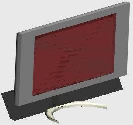 imagen Televisor, en Salas de estar y tv - Muebles equipamiento