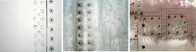 imagen Texturas de metal, en Metales - Texturas