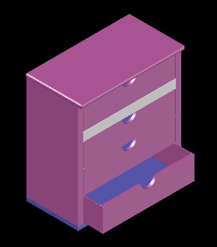 Planos de Casas  Planos de Construccion -> Armario De Banheiro Dwg