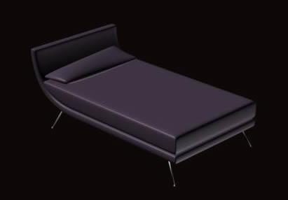 Planos de cama 3d en 3ds dormitorios muebles for Cama 3d dibujo