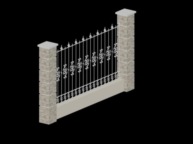 Compound Wall Design Autocad : Planospara author at planos de casas