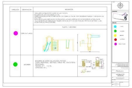 Planos de casas planos de construccion for Equipamiento urbano arquitectura pdf