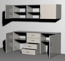 planos de mueble de cocina 3d en max cocinas muebles