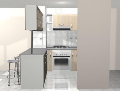 planos de muebles de cocina 3d en max cocinas muebles