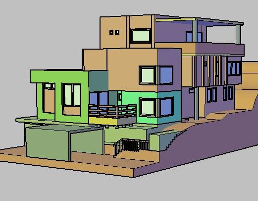 Planospara author at planos de casas planos de - Planos en 3d de casas ...