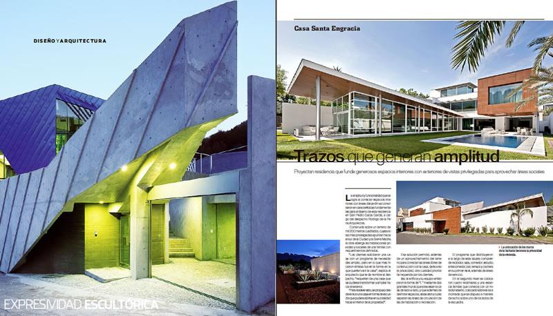 planos de revista de arquitectura junio 2013 en pdf
