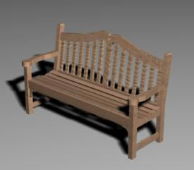 Planos de sill n de madera 3d sillones 3d muebles for Planos de sillones