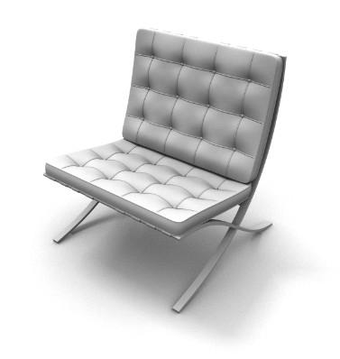 planos de sillon de oficina 3d en max sillones 3d