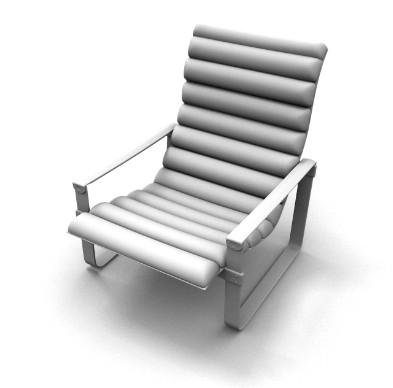 Planos de sillon de oficina 3d en max sillones 3d for Muebles de oficina 3d max