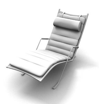 Planos De Sillon De Oficina En Max Sillones 3d Muebles