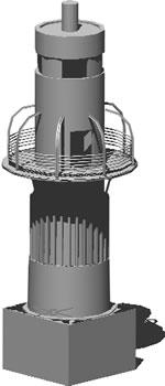 imagen Torre de parque, en Equipamiento de parques paseos y plazas - Equipamiento urbano