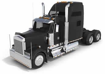 imagen Trailer 3d, en Camiones - Medios de transporte