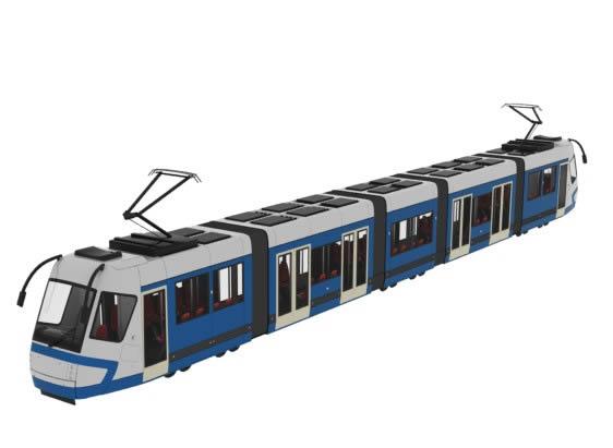 imagen Tranvia 3d, en Utilitarios - Medios de transporte