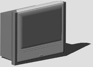 imagen T.v 3d, en Salas de estar y tv - Muebles equipamiento