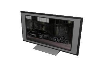 imagen Tv sony 42, en Salas de estar y tv - Muebles equipamiento