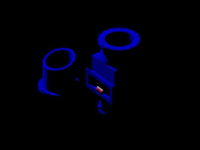 imagen Valvula check, en Válvulas tubos y piezas - Máquinas instalaciones