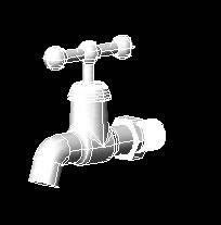 imagen Valvula terminal, en Provisión de agua - Instalaciones