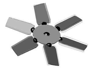 imagen Ventilador 3d, en Electrodomésticos - Muebles equipamiento
