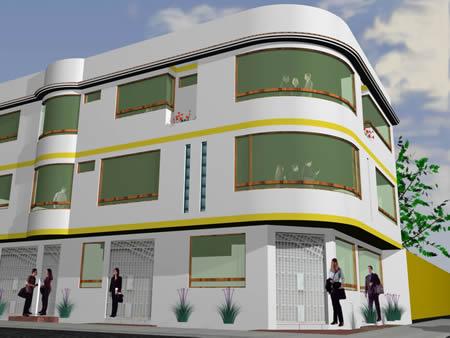 Planos de casas planos de construccion for Disenos de casas en esquinas
