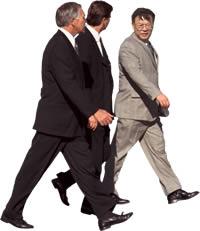 3 hombres, en Fotografías para renders – Personas