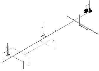 imagen 3d cloacal, en Saneamiento cloacal y pluvial - Infraestructura