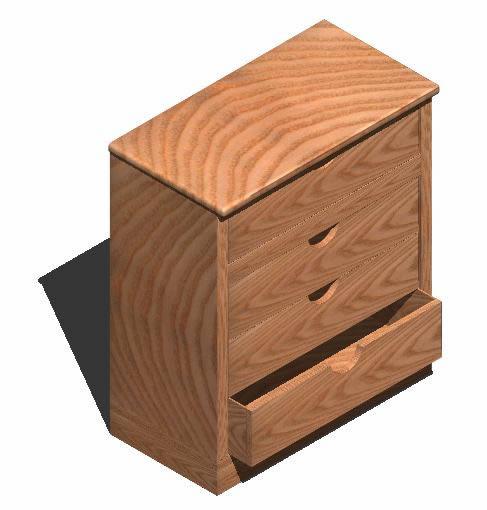 Planos de 3d comoda, en Estanterías y modulares – Muebles equipamiento