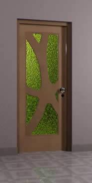imagen 3d puerta 0.90x2.10 mts tipo 21.zip, en Puertas 3d - Aberturas