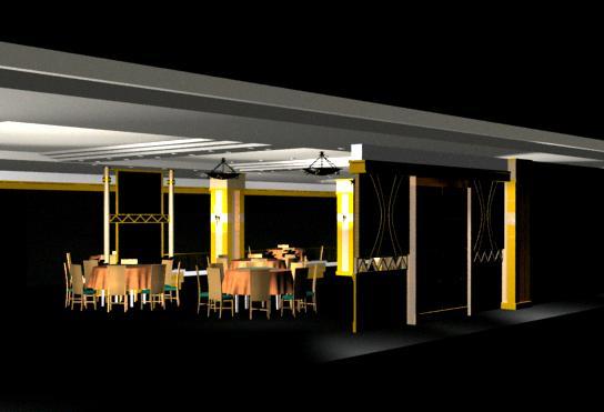 3d vista – comedor 3d, en Comedores – Proyectos