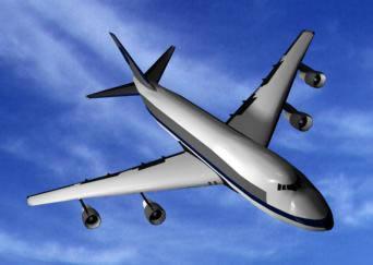 747, en Aeronaves en 3d – Medios de transporte