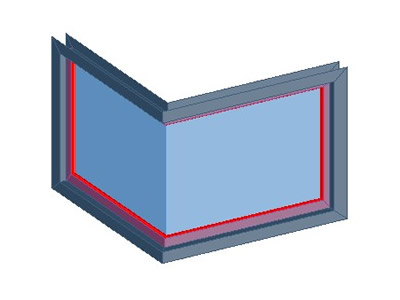imagen Abertura 3d1 - ventana esquinera 3d, en Ventanas 3d - Aberturas